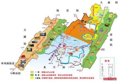 渝北石船镇打造都市休闲目的地
